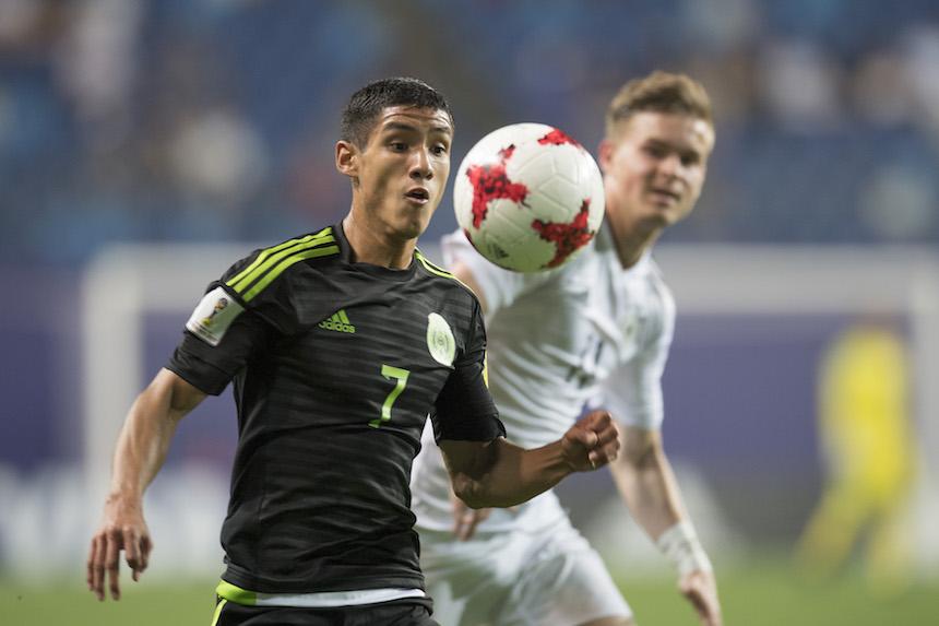 ¡Otro mexicano a Europa! Uriel Antuna al City Football Group