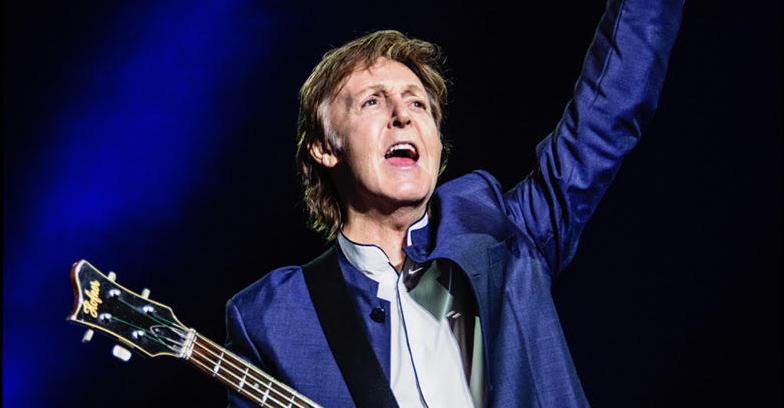 ¡Tenemos boletos para que vayas a ver a Paul McCartney!