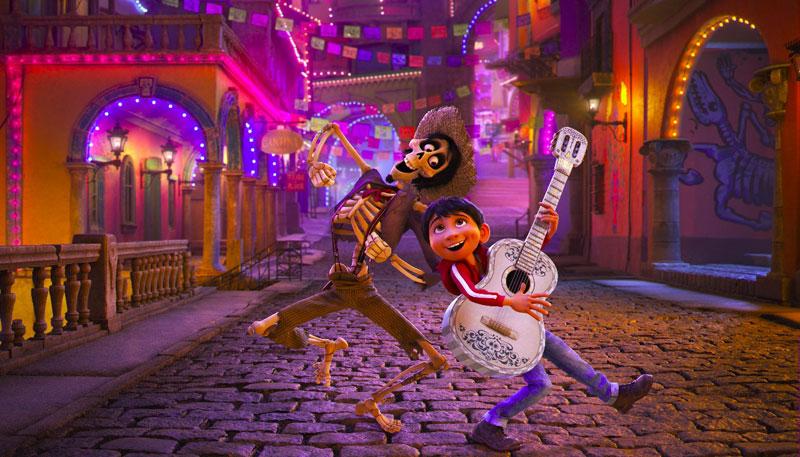 Coco Pixar D23