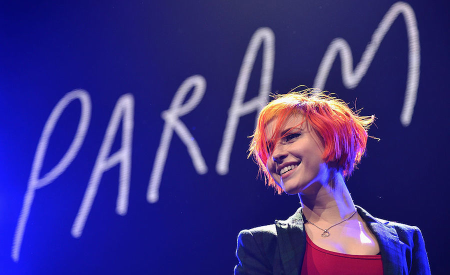 Hayley Williams de Paramore se divorcia y regresa a la soltería