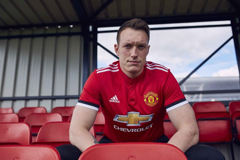 Este será el nuevo uniforme del Manchester United