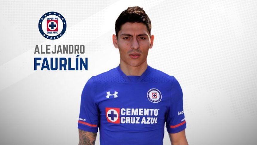Cuando nadie lo esperaba, Cruz Azul fichó a Alejandro Faurlín