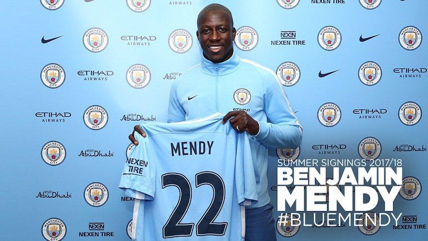 Otro lateral: Benjamin Mendy nuevo jugador del Manchester City