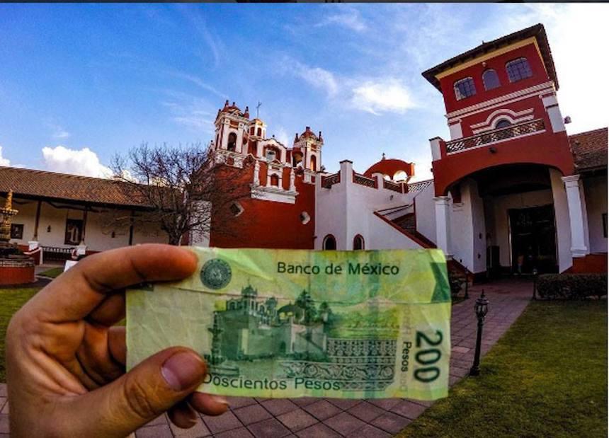 Billete de 200 pesos