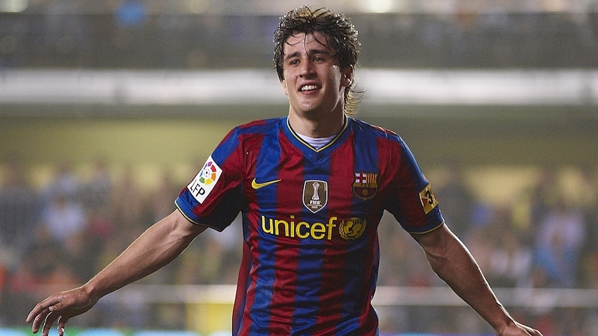 Hoy en las Antipromesas: Bojan Krkic el 'Messi' que renunció a la Eurocopa