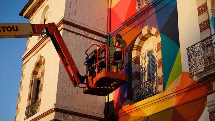 Okuda San Miguel - Proyecto artístico