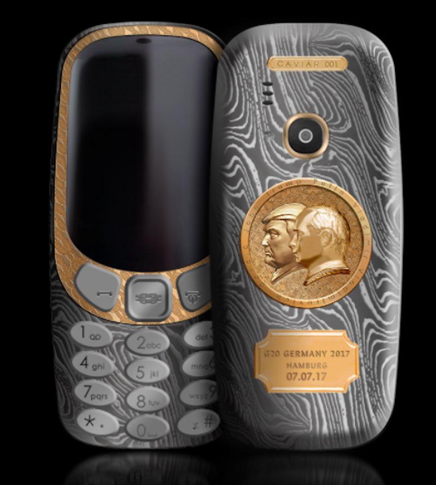 Caviar Nokia 3310