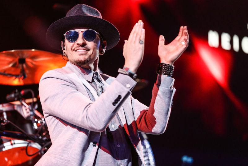 El mundo de la música reacciona ante la muerte de Chester Bennington