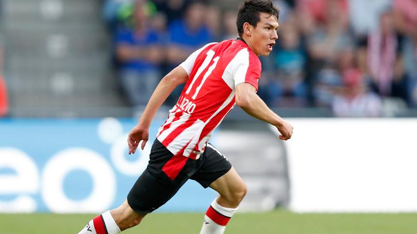 PSV y Pachuca disputarán partido amistoso