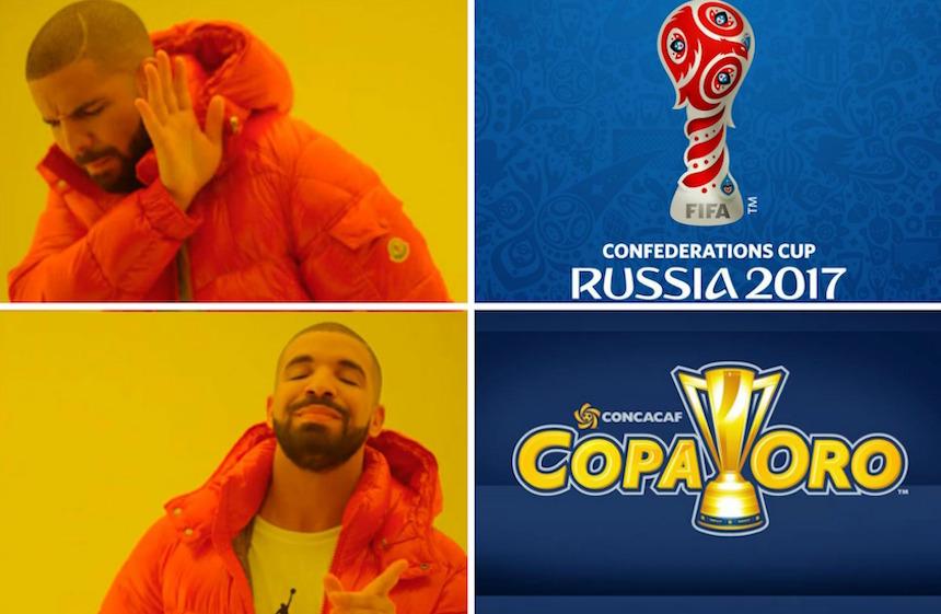 """Los """"partidazos"""" que no te querrás perder en esta Copa Oro"""