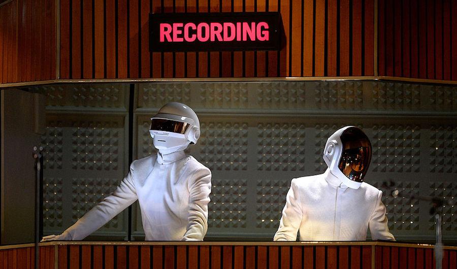 Daft Punk vende sus instrumentos ¡y pueden ser tuyos!