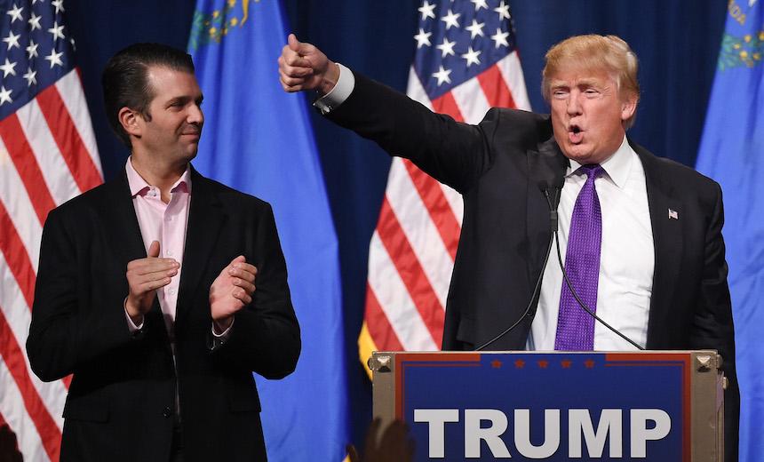 Donald Trump jr. protagoniza el nuevo episodio de la trama Rusia-Estados Unidos