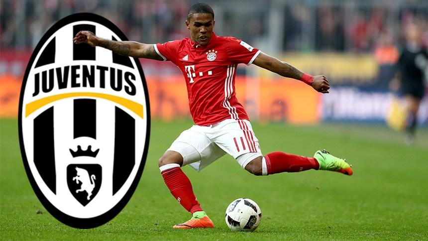 Confirmado: Douglas Costa nuevo jugador de la Juventus