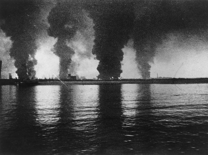 Batalla de Dunkerque - Caos