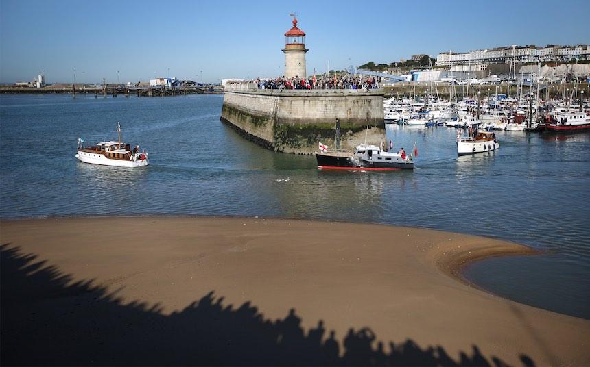 Dunkerque - La playa actualmente