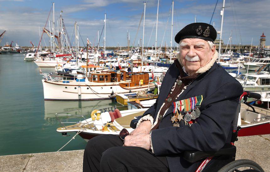 Dunkerque - Veterano de guerra