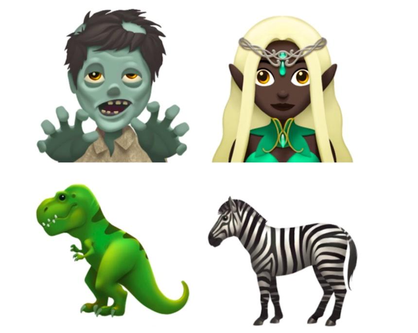 Emojis de fantasía