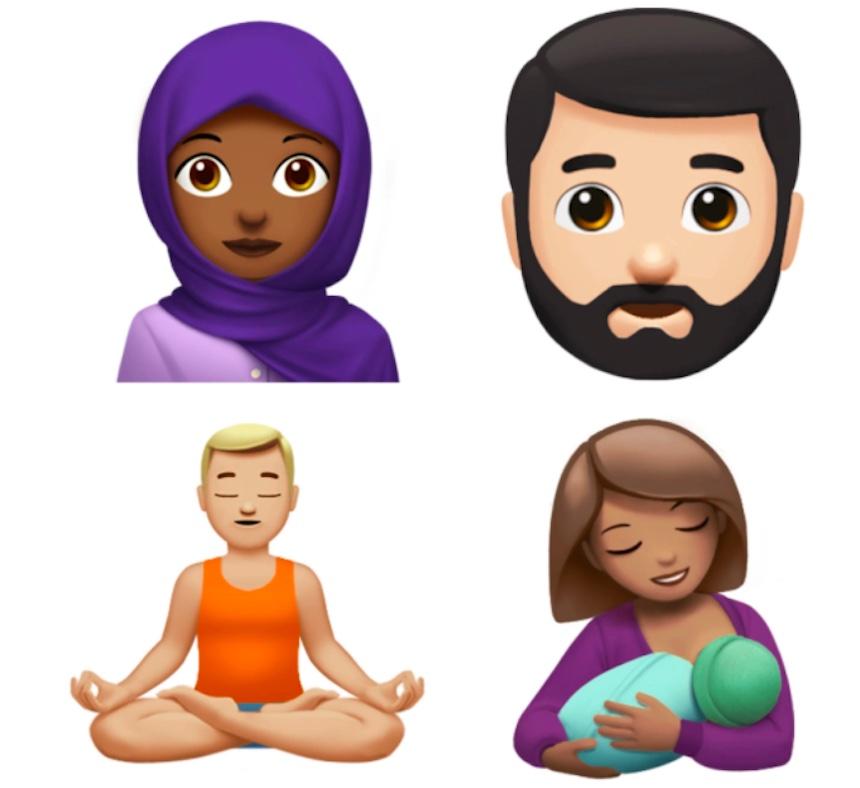 Emojis de gente