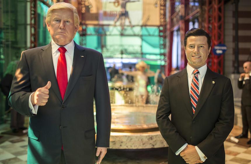 Peña Nieto, Trump y Putin se reúnen en cumbre del G-20