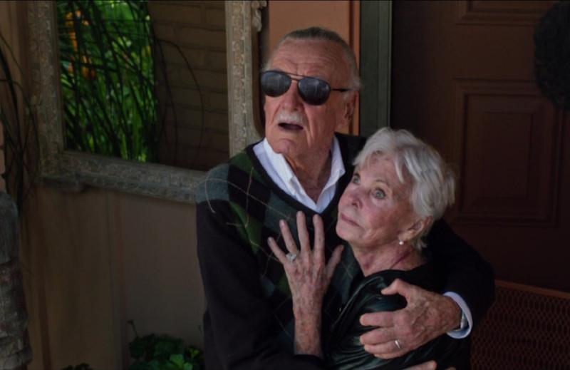 Fallece Joan Lee, esposa de Stan Lee, a los 93 años de edad