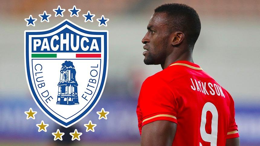 ¿Jackson Martínez dejará China para firmar con el Pachcuca?