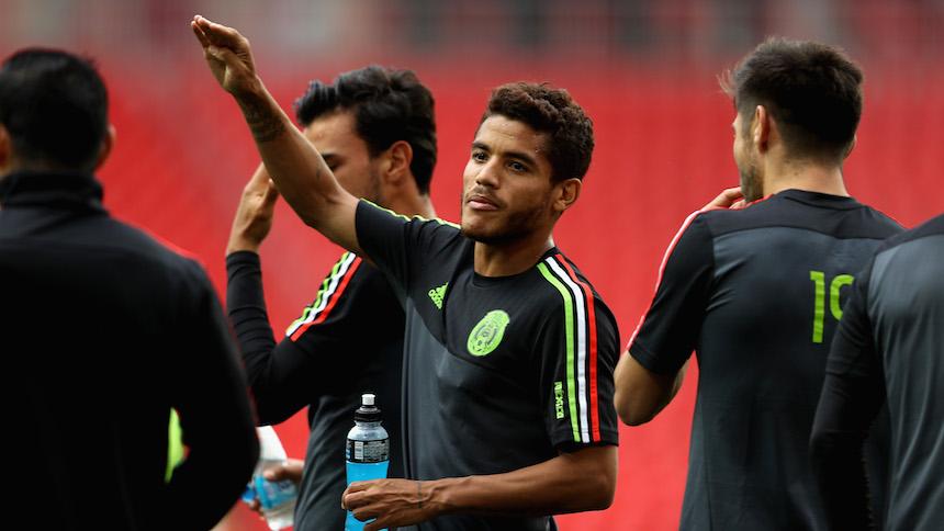 Jonathan Dos Santos prefirió al Galaxy que el América