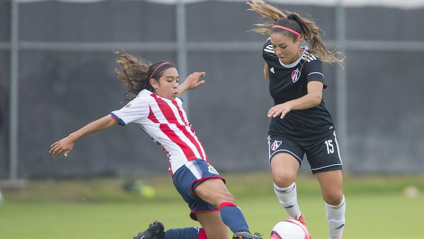 Esto fue lo que nos dejó la primera fecha de la Liga MX Femenil