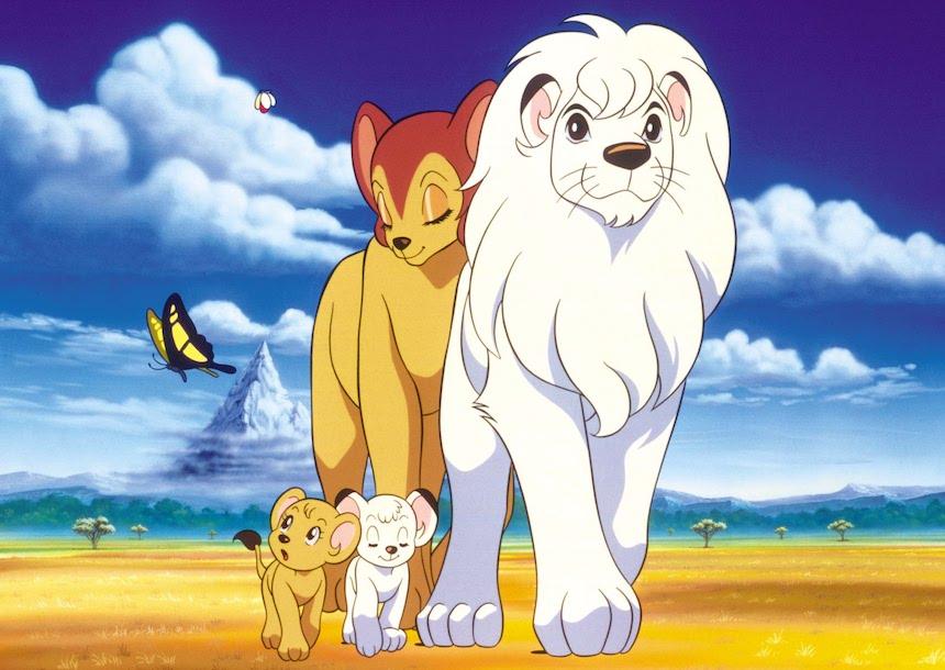 Kimba: El León Blanco