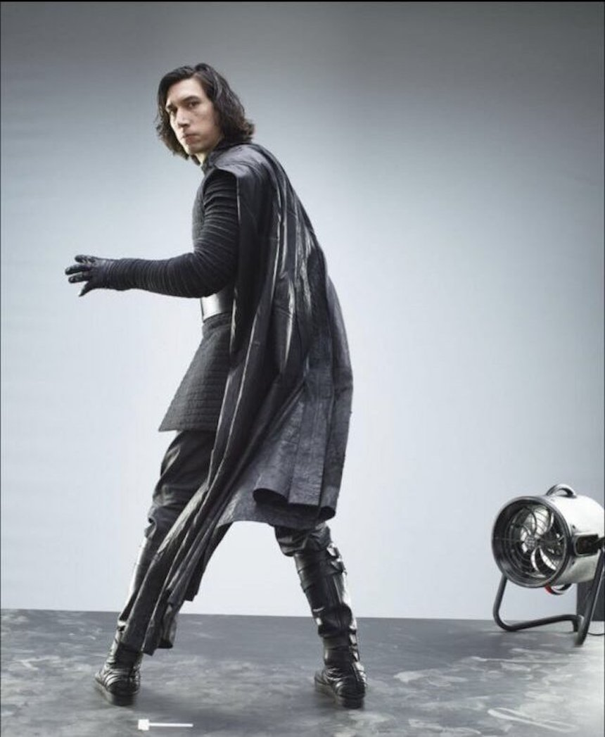 Star Wars: The Last Jedi - Kylo