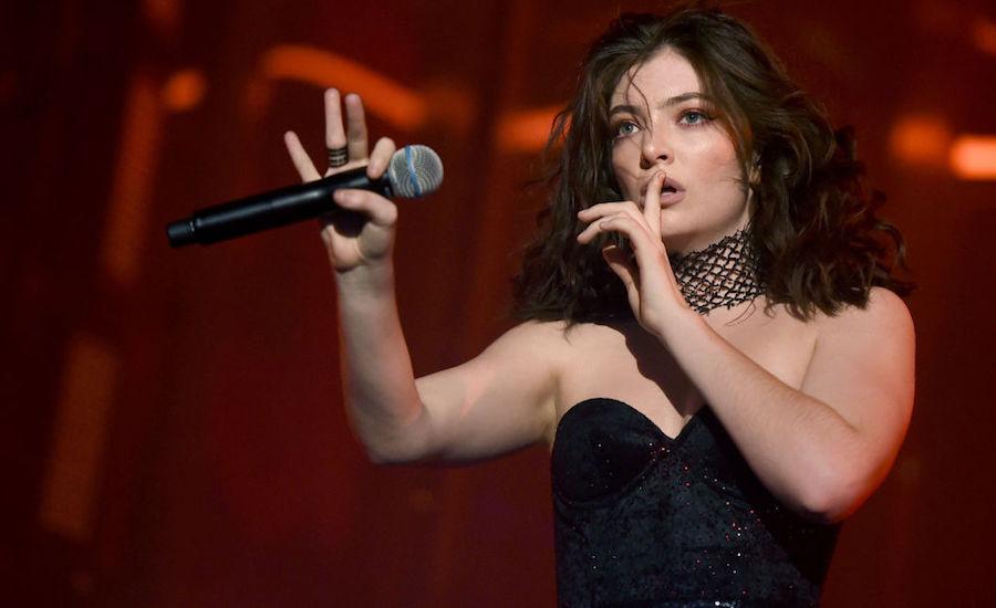 Lorde ya está pensando en ideas para su tercer disco de estudio