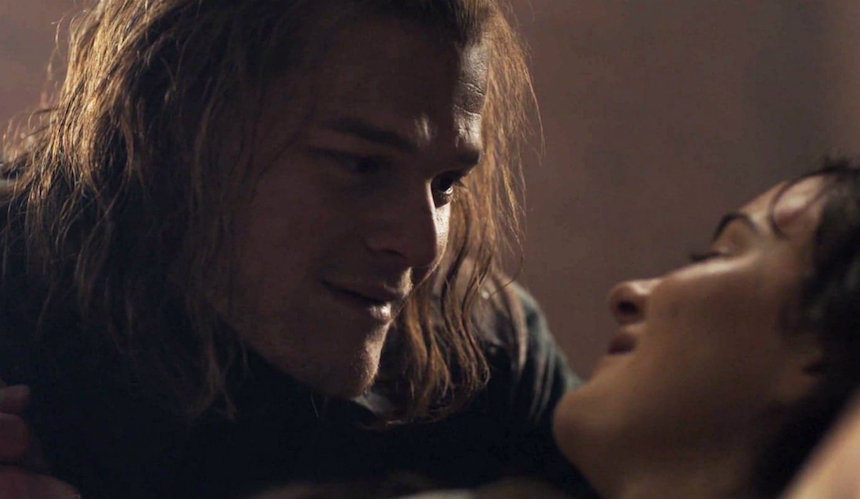 Lyanna y Eddard Stark