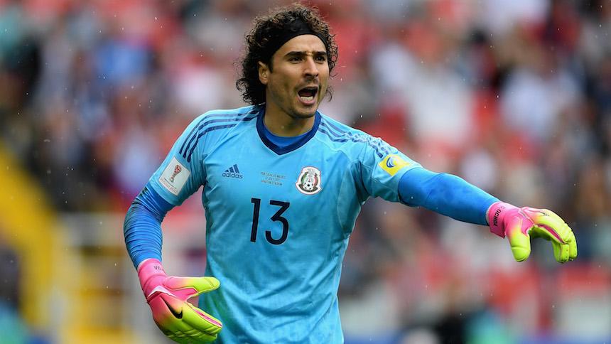 ¡Sorpresa! Guillermo Ochoa iría a jugar al futbol de Bélgica
