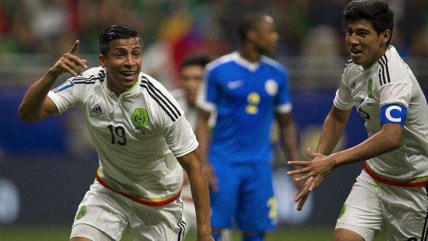 Sufriendo y con Corona como figura pero México le ganó a Curazao