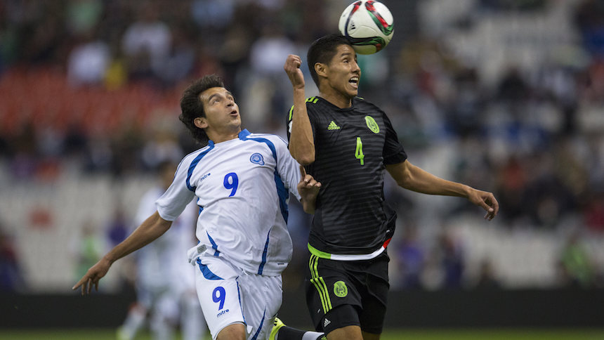 Sigue aquí en vivo el México vs El Salvador de la Copa Oro
