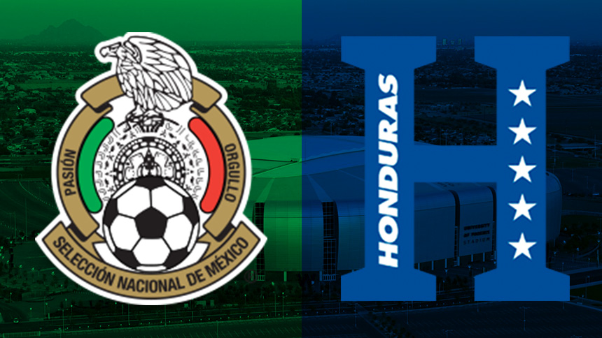 En vivo: Cuartos de Final de Copa Oro con el México vs Honduras