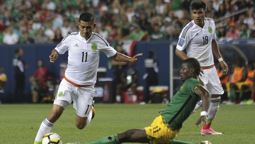Sigue aquí en vivo el México vs Curazao de la Copa Oro