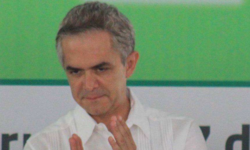 Miguel Ángel Mancera Espinosa, jefe de gobierno de la CDMX