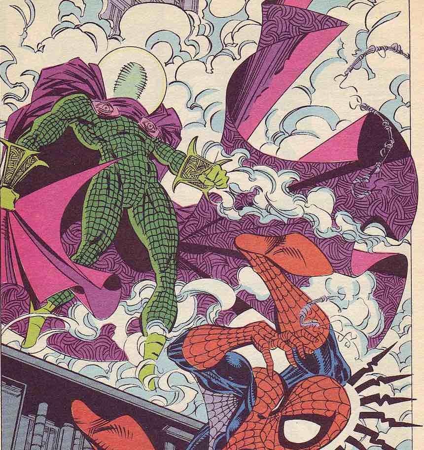 Spider-Man - Misterio