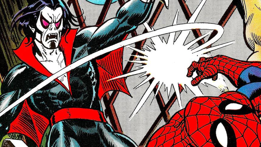 Spider-Man - Morbius elVampiro