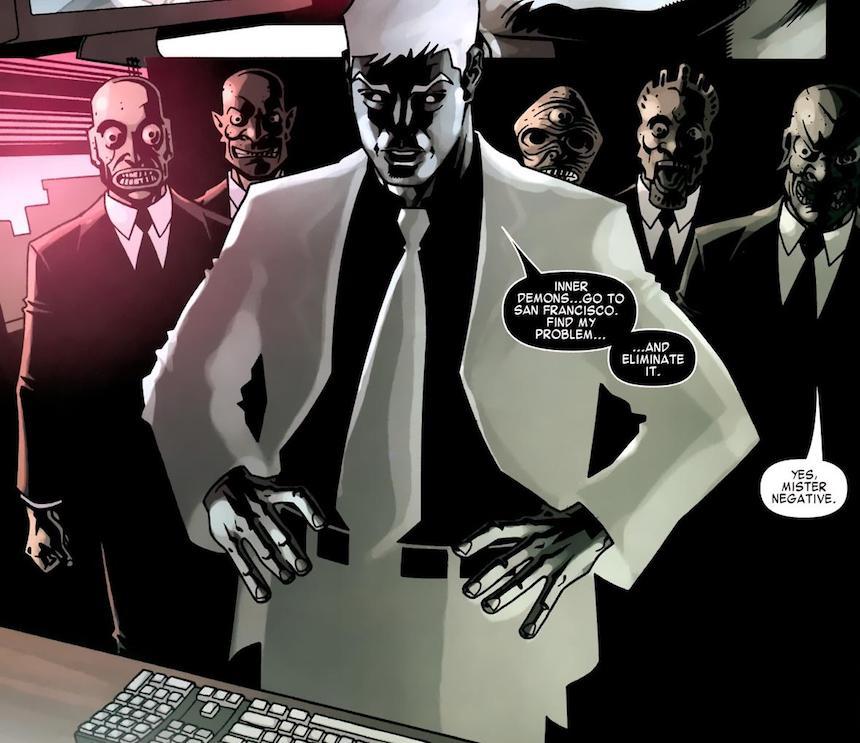 Spider-Man - Mr. Negative