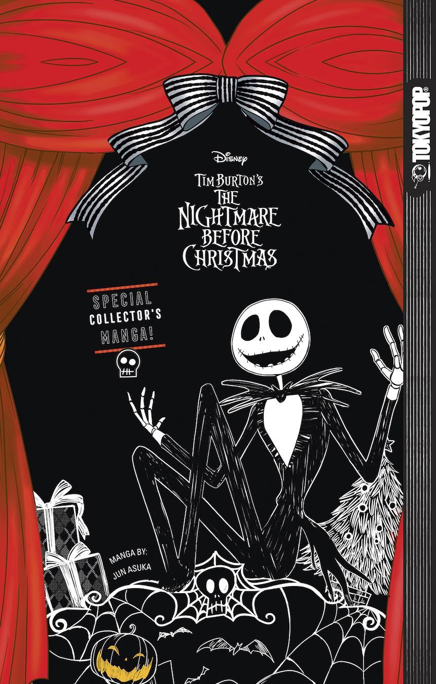 The Nightmare Before Christmas tendrá su continuación en cómics!