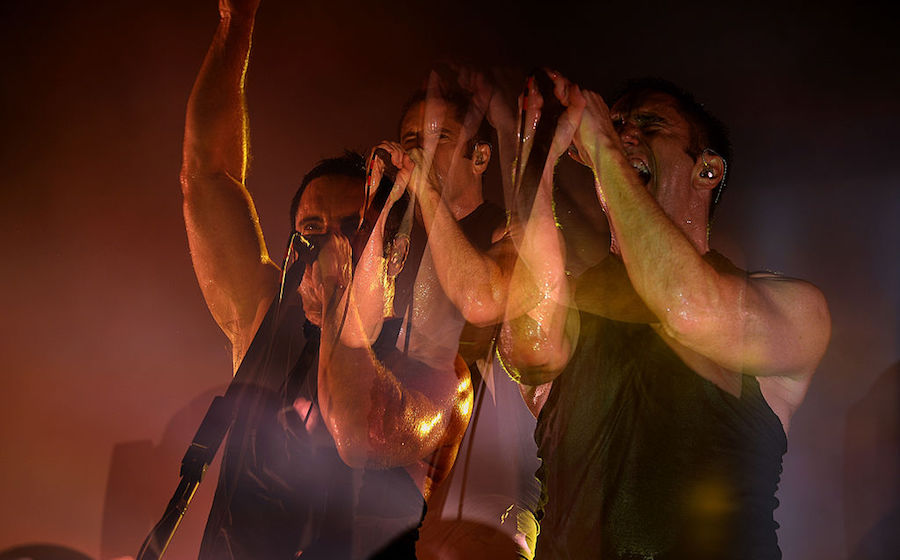 "Nine Inch Nails estrena su canción ""THIS ISN'T THE PLACE"""