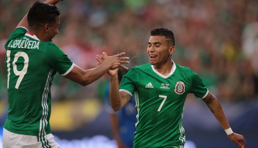 Sin sorpresas: México derrota a El Salvador en la Copa Oro