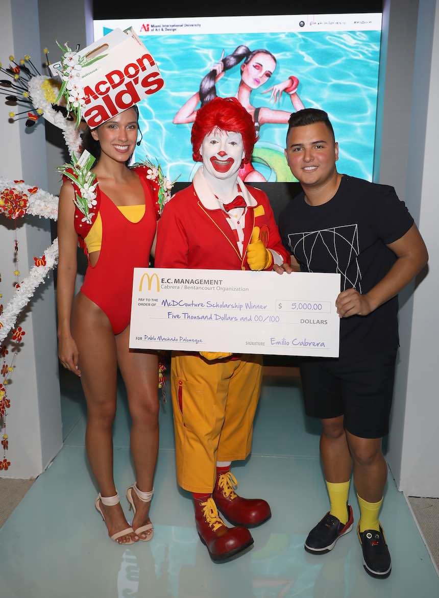 McDonald's - Ganador del desafío