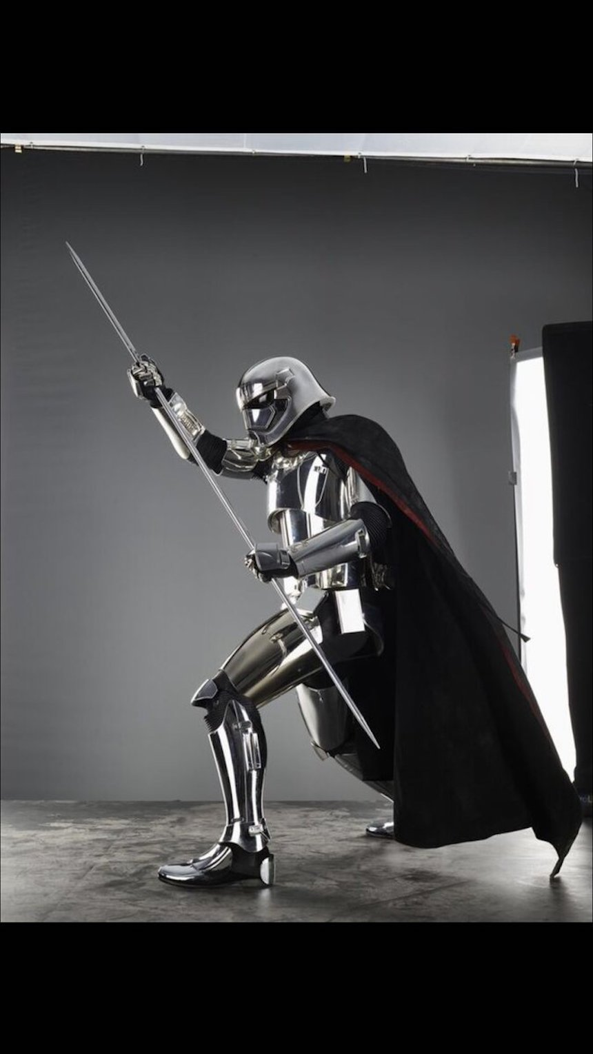 Star Wars: The Last Jedi - Phasma