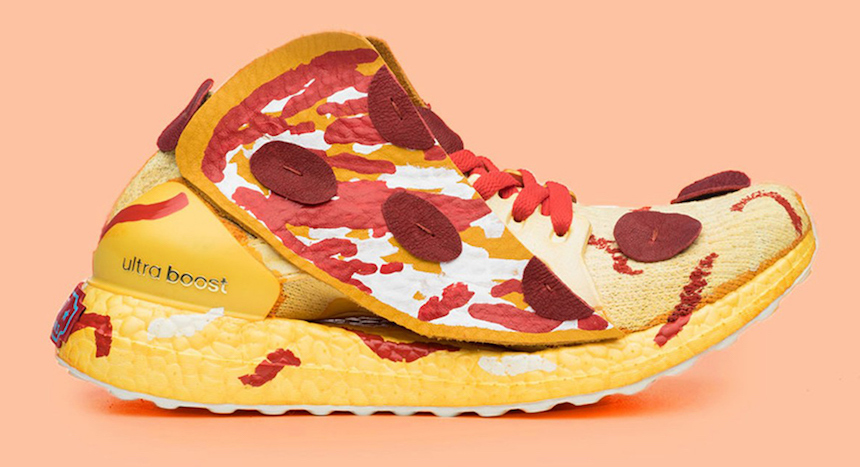 Pizza Adidas