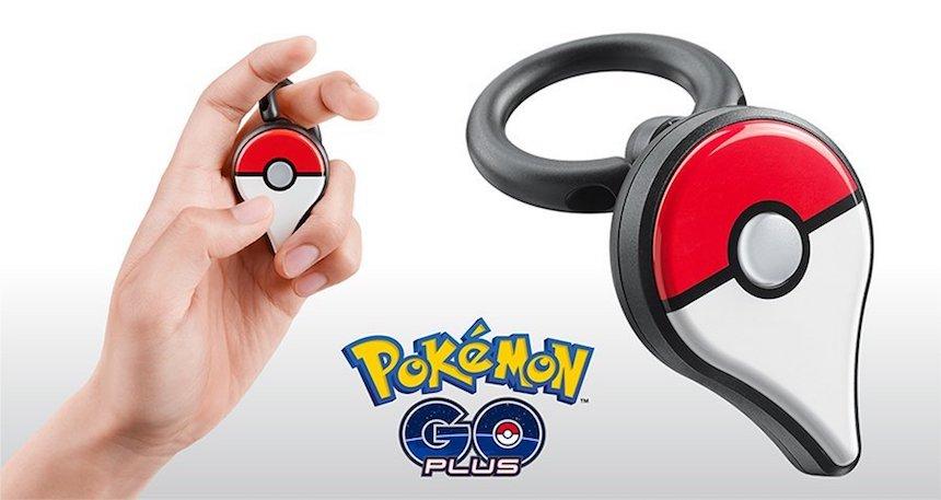 Anillo de Pokémon GO