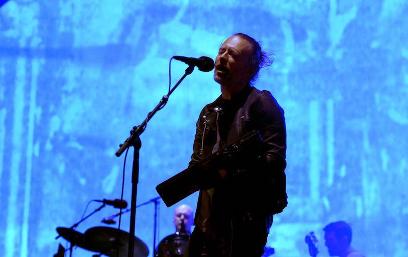 Radiohead nos regala su presentación completa desde Coachella 2017