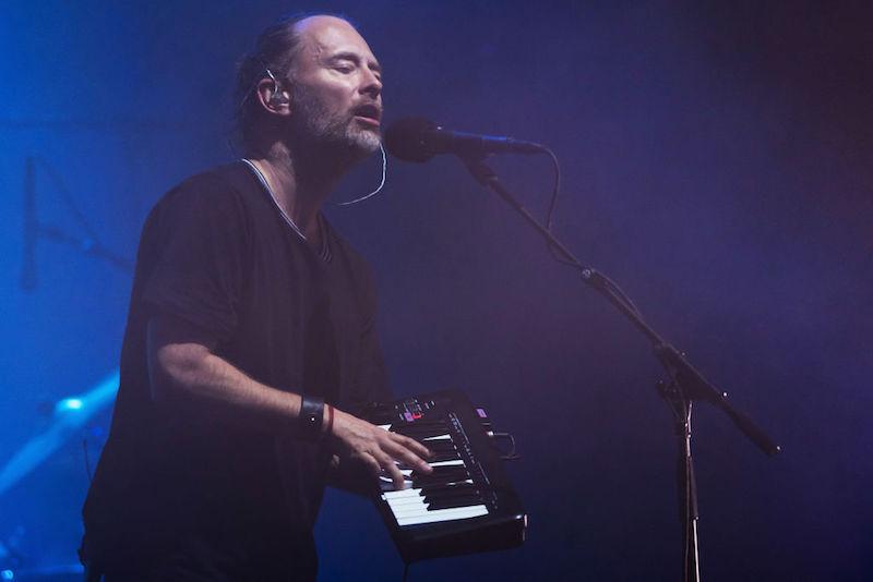 ¡El polémico show de Radiohead en Israel fue el más largo en 11 años!