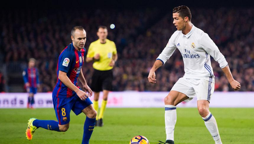 Sigue el Real Madrid vs Barcelona de la ICC en vivo aquí